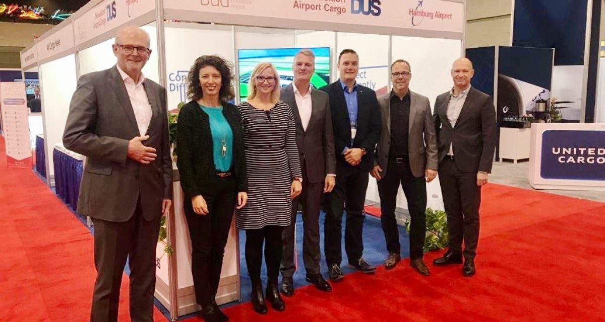 Budapest Airport among exhibitors at one of the world's largest cargo forums