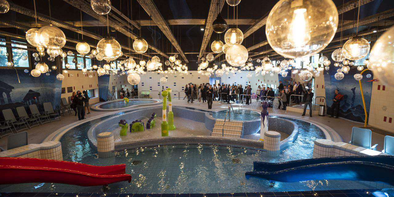 The new wellness centre at Csillaghegy spa in northern Budapest opens – Photos