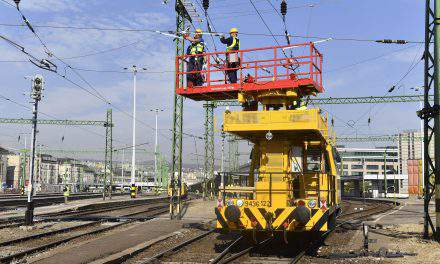 Rail transport to restart at Déli after two-week maintenance