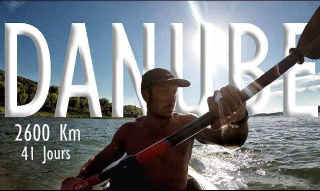 Readers' letter: Kayaking through River Danube for 41 days