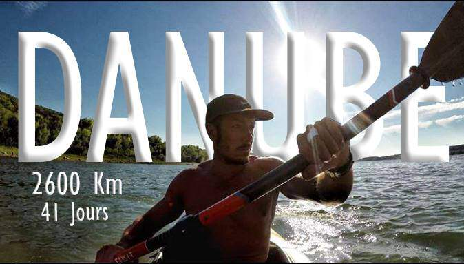 Readers' letter: Kayaking through River Danube for 41 days
