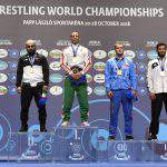 Hungarian success at the World Wrestling Championships