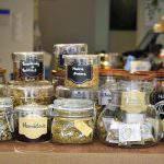 herbs spices bar