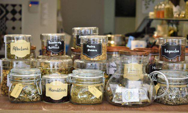 First herb Bar opens in Budapest – Make your own treat or choose from special offers