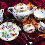 porcelain, herend, hungaricum