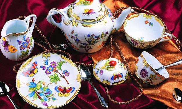 Amazing! Hungarian Herend porcelain to be featured in Madrid exhibition