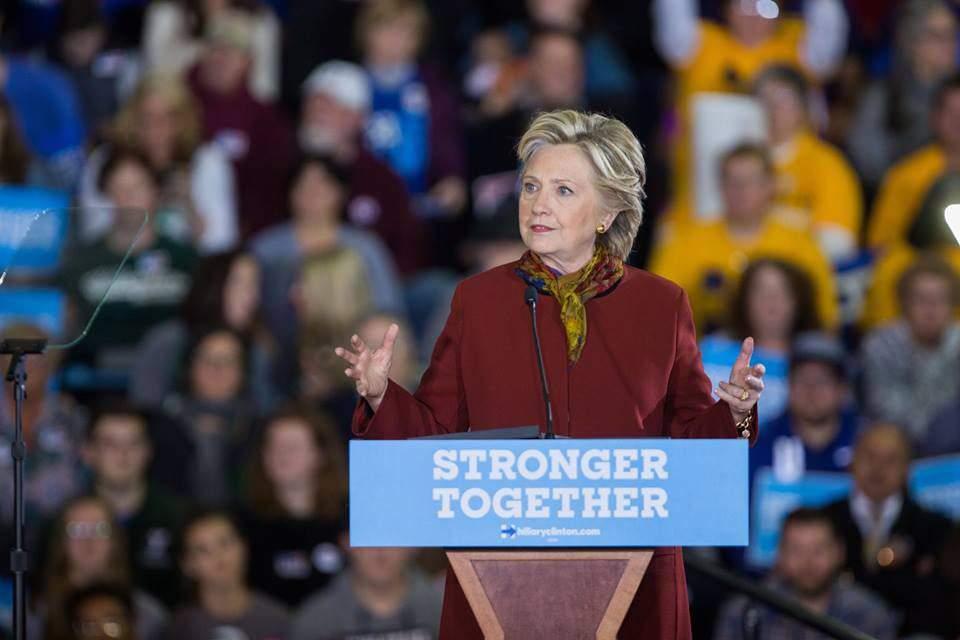 Government spokesman hits back at Clinton criticism of British PM over Sargentini vote