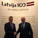 Hungary Latvia cooperation