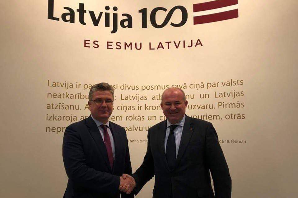 Government official: Latvia's NGO rules stricter than Hungary's