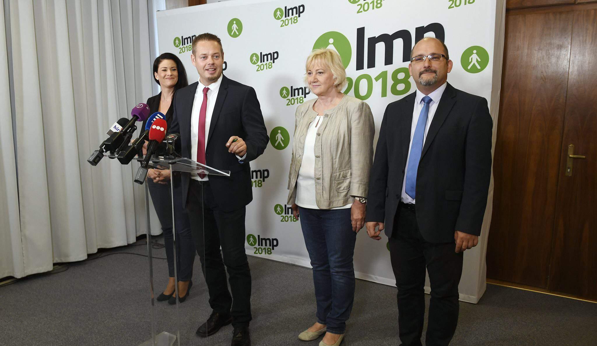 LMP press conference