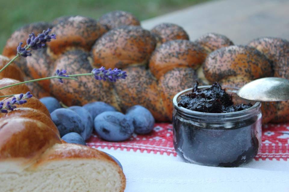 pastry, poppyseed