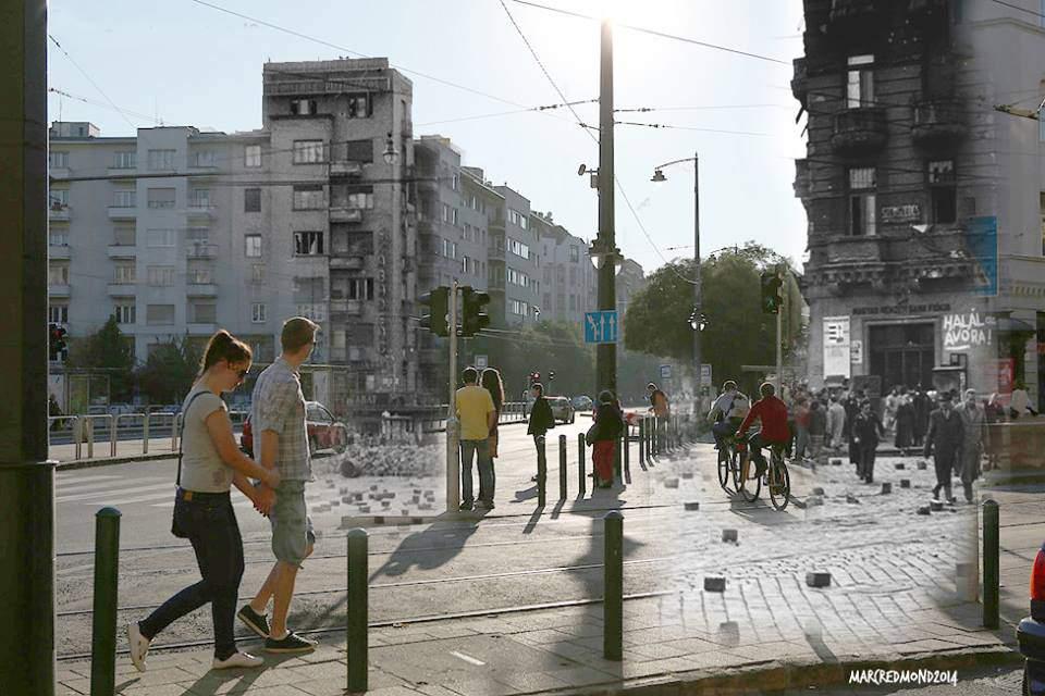 past, revolution, móricz