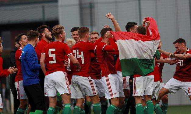 All four youth Hungarian national football teams reach Euro elite round