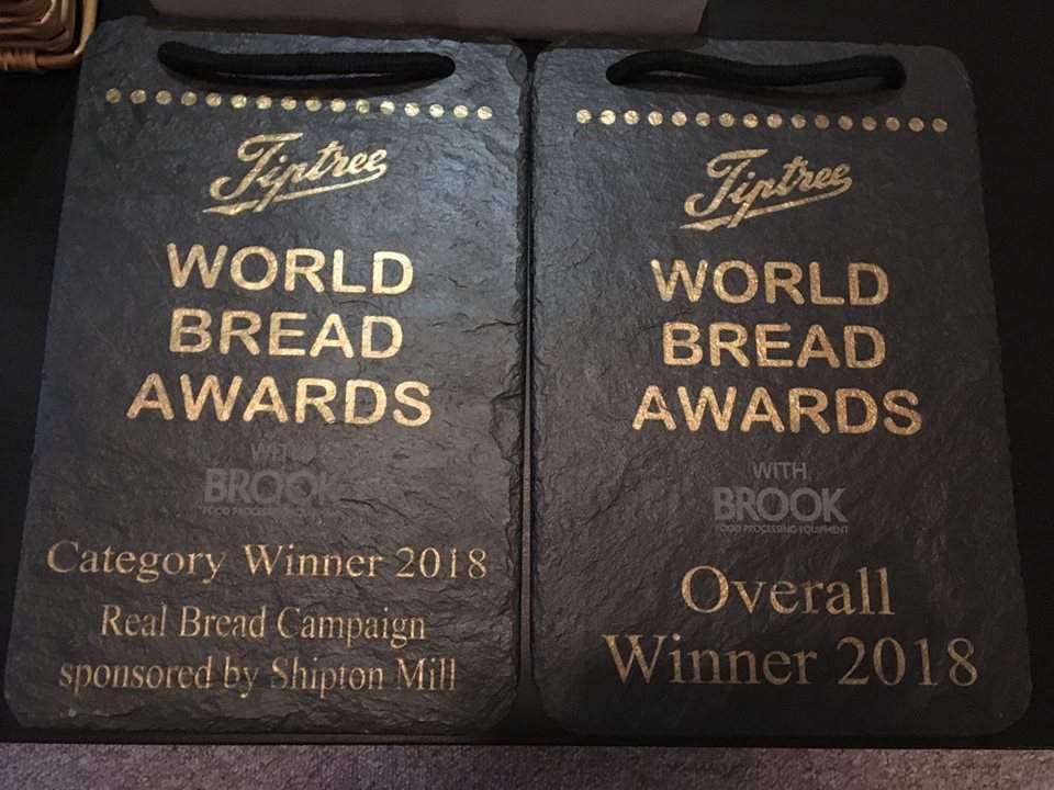 M's Bakery Wins World Bread Award