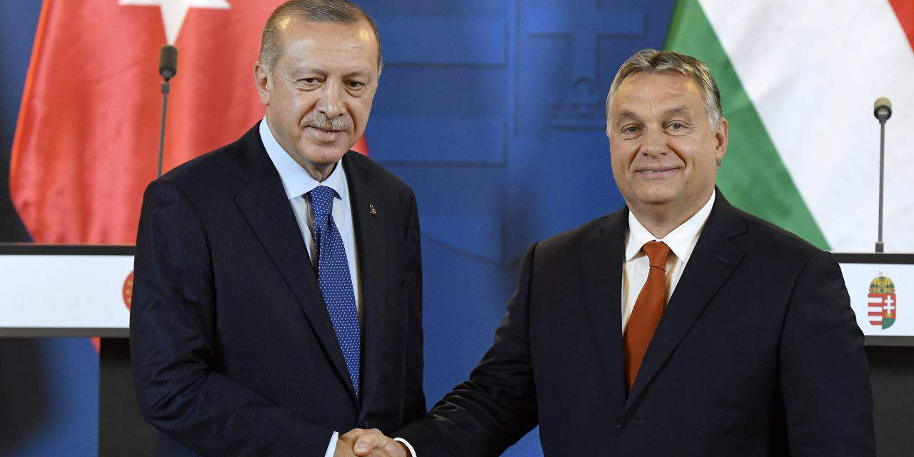 Orbán: Hungarian security, Turkish stability directly linked