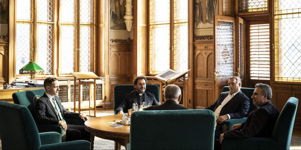 Orbán meets leaders of Syria's largest protestant congregations