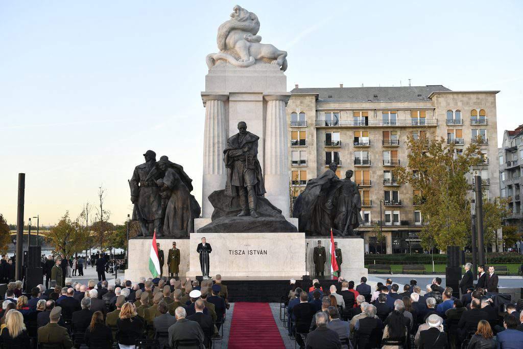 Tisza commemoration