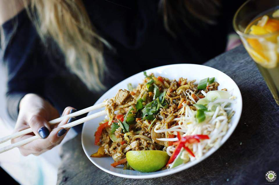 thai food, budapest, restaurant