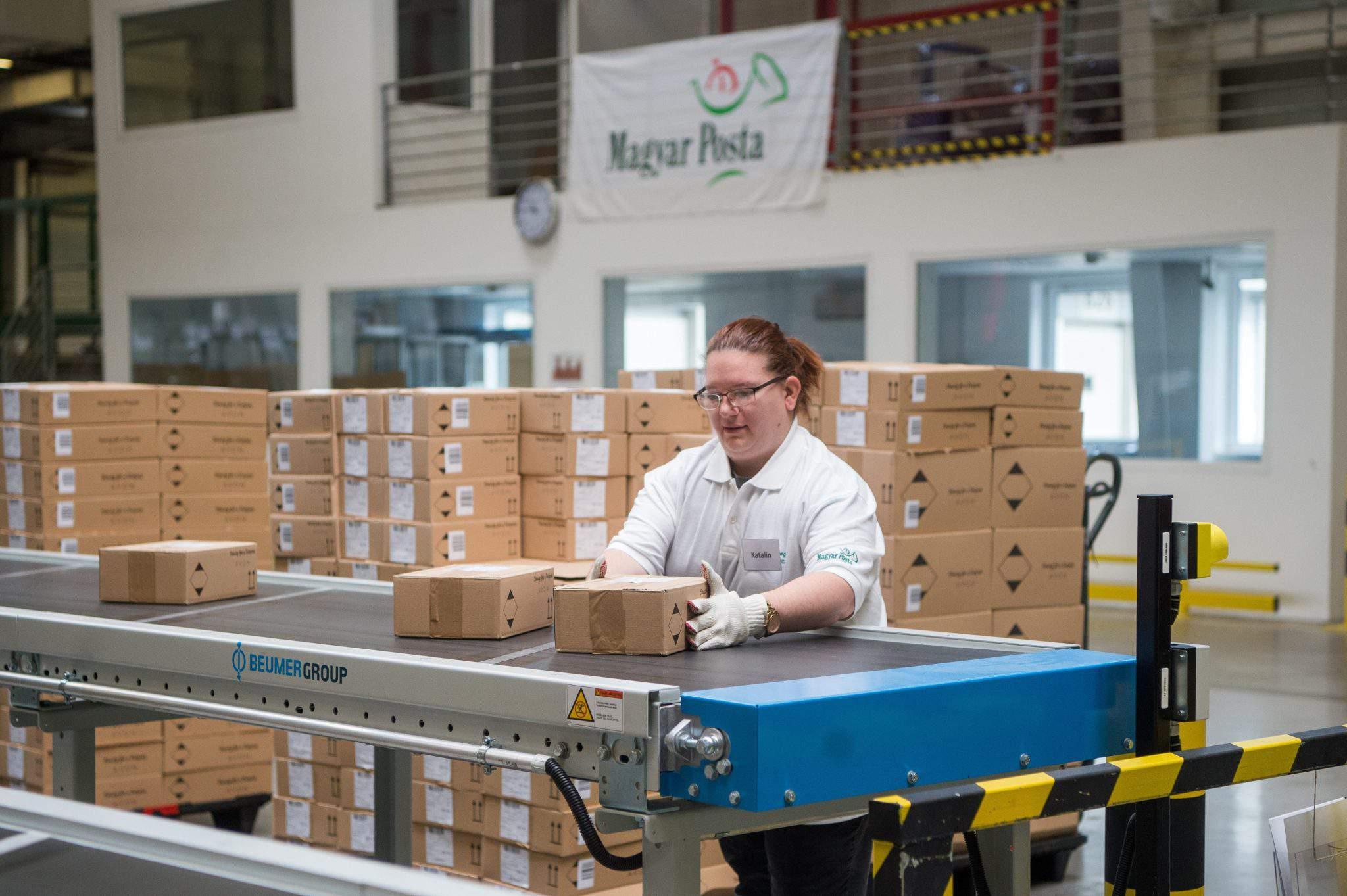 Posta worker labour market
