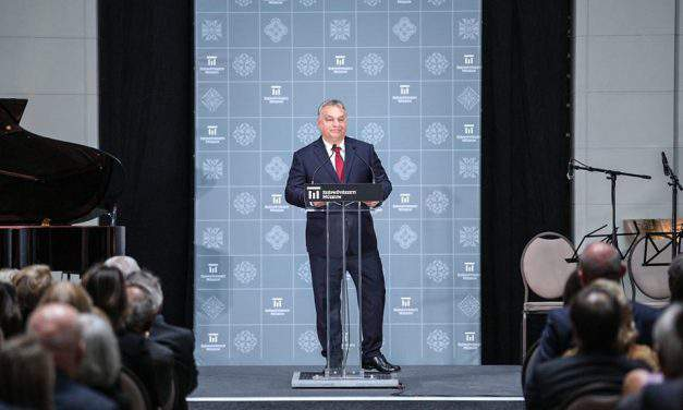 Prime minister Orbán opens renewed Fine Arts Museum