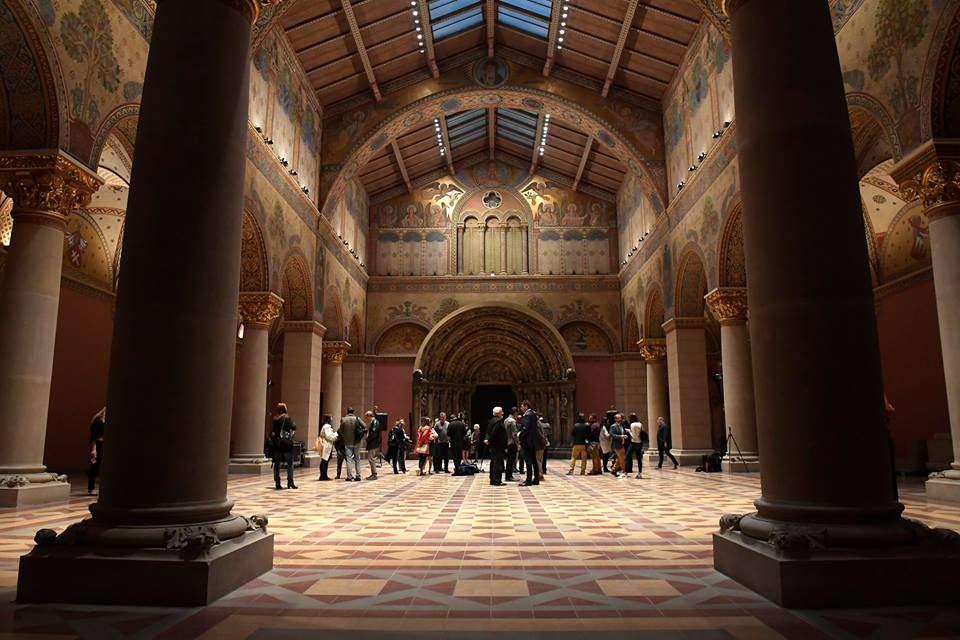 Renewed Museum of Fine Arts to open tomorrow!