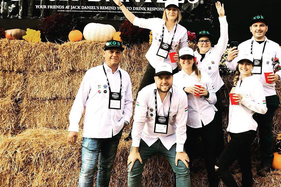 Hungarian success at the BBQ World Championship in the USA