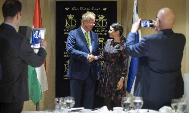 Hungarian justice minister discusses migration, terrorism, NGOs in Jerusalem