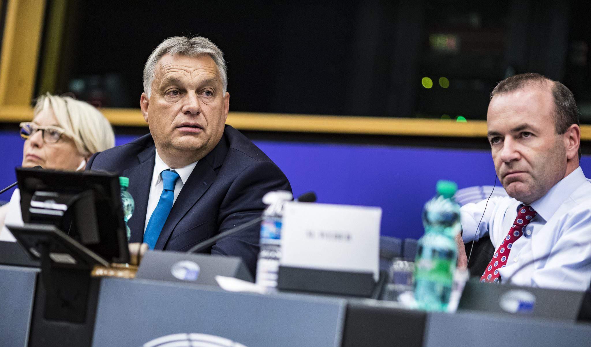 Orbán Weber Bavaria