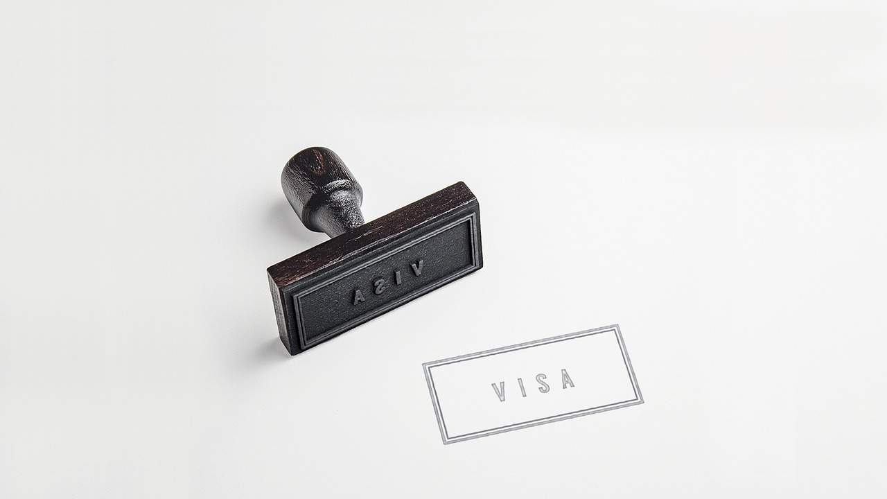 visa passport travel