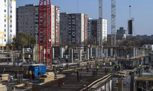 Hungary's construction sector on a rise