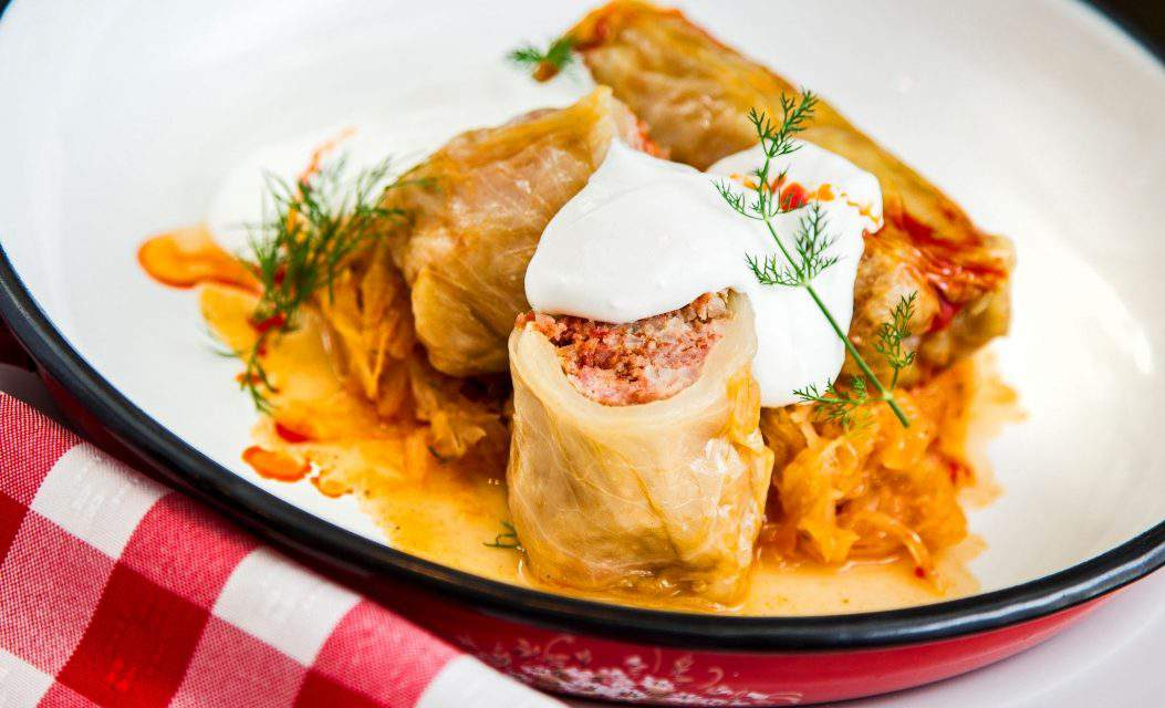 Christmas is in the air – The City's best stuffed cabbage restaurants