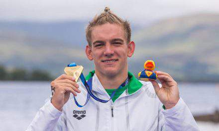 Huge success: Hungarian swimmer crowned Swimmer of the Year 2018