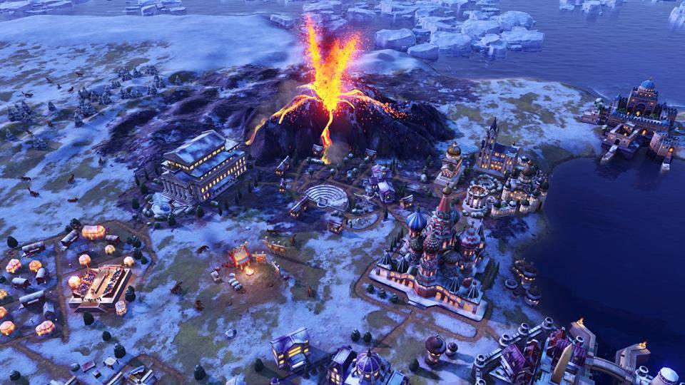 Sid Meier's Civilization VI Gathering Storm