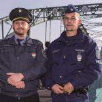 Ráckeve Rendőrség Életmentés