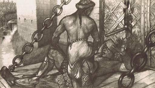 Botond Monda Legend Myth Hungarian Folklore