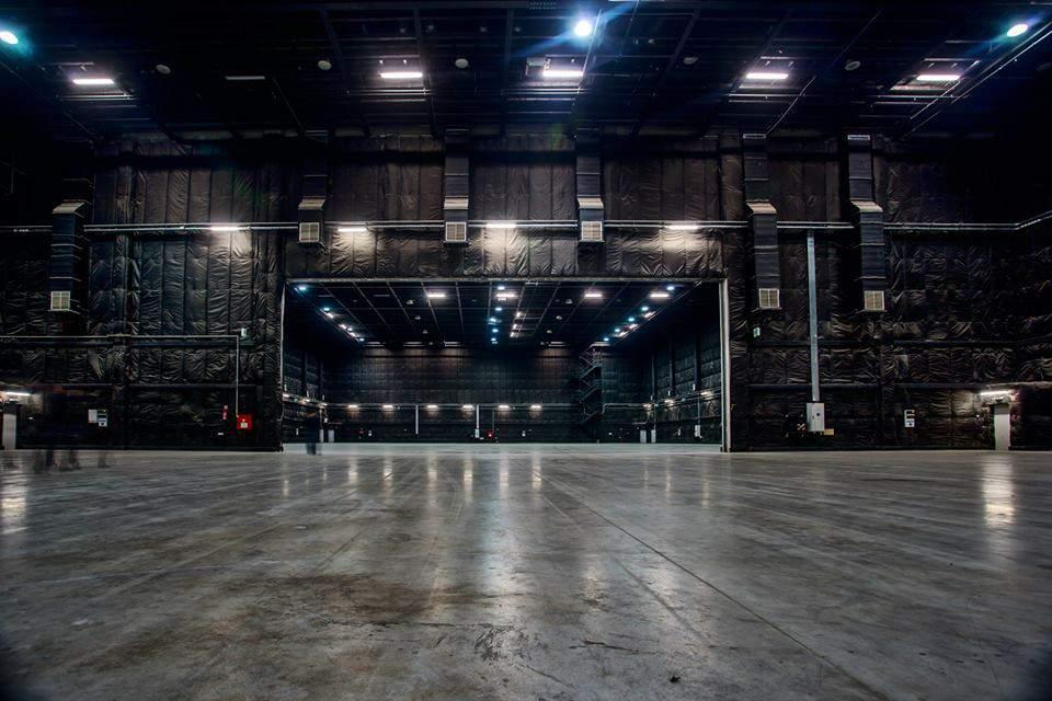 Origo Studios Budapest Stage
