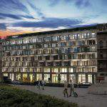 A new hotel to be built in Budapest near Keleti railway station