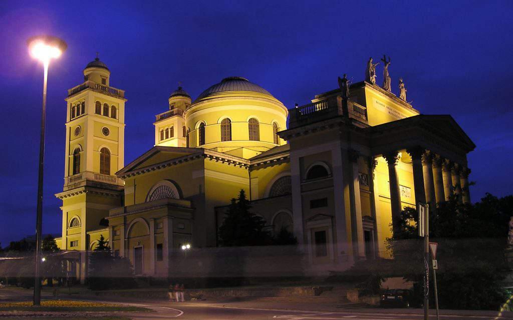 Egri Bazilika, Basilica of Eger