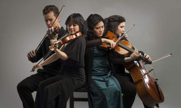 Hungarian-based Central European String Quartet announces the winners of their 1st International Composition Competition