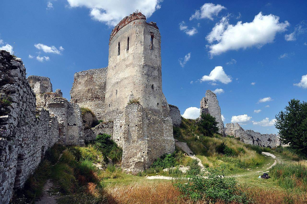 castle, history, slovakia
