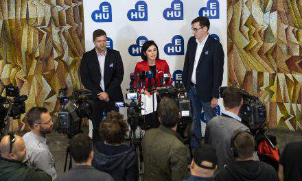 Socialists, Párbeszéd to run joint list for EP elections