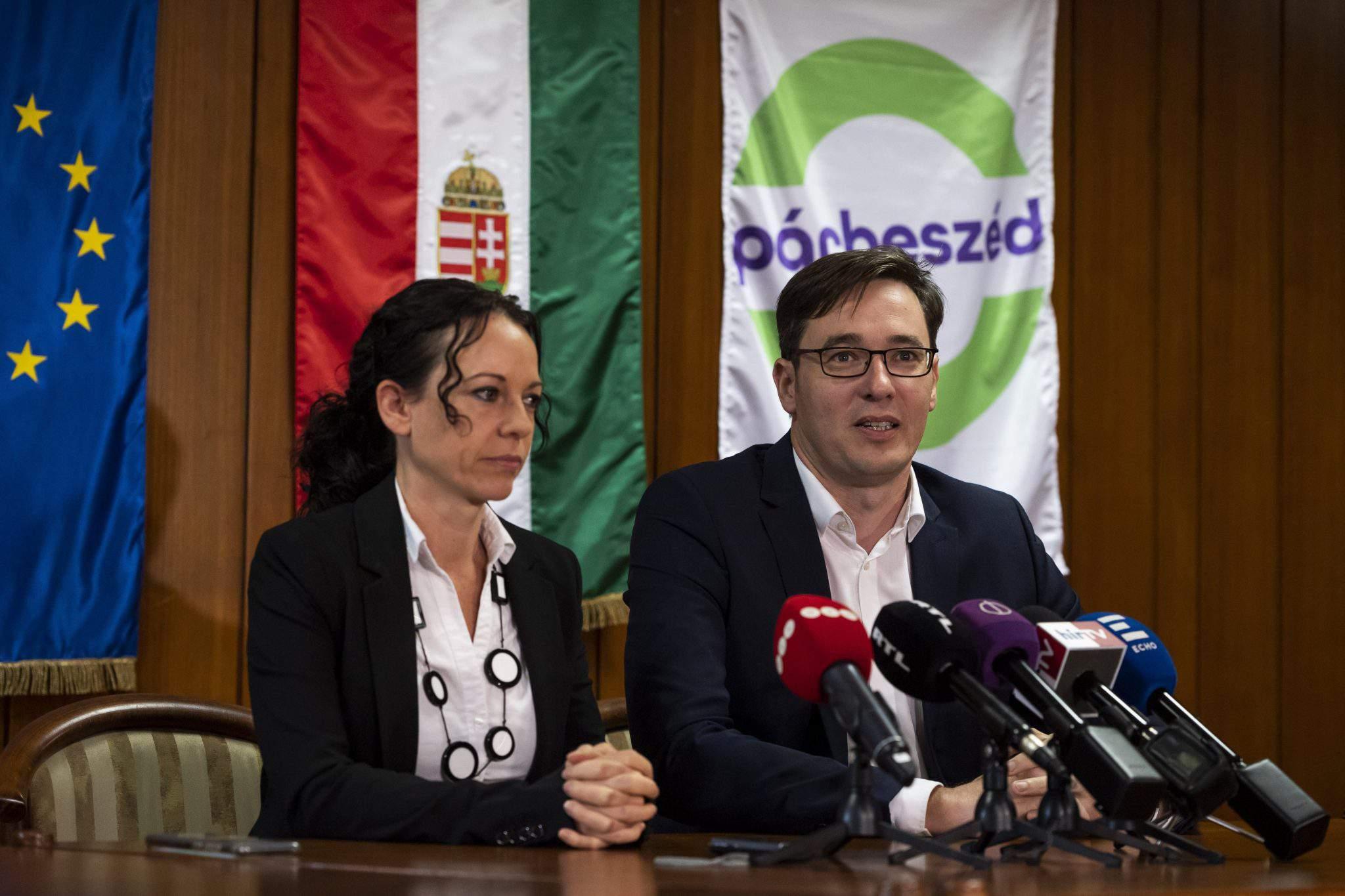 Párbeszéd Hungary opposition