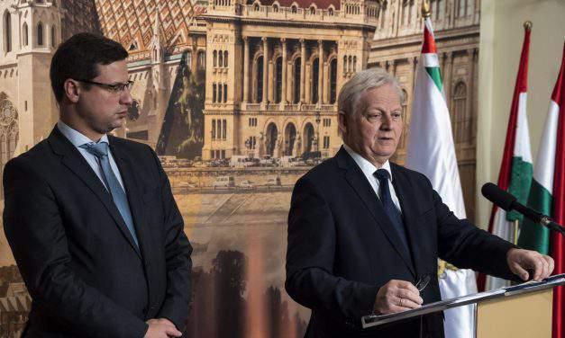 New development council enhances Budapest mayor's role?