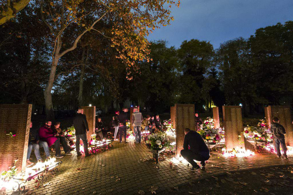 , Hungary - All Hallows' Day in Hungary, photo: MTI