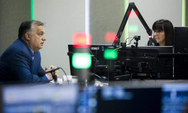 Orbán: European institutions appear to be 'transport agency' for migrants – Interview
