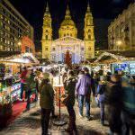 Photo: Budapest Basilica Christmas Market