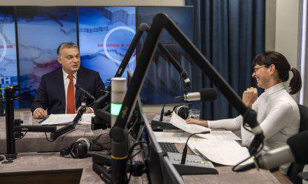 Interview – Orbán: Nation to benefit from 'even stronger' family policy