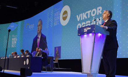 EPP congress in Helsinki – Orbán: Europe cannot exist without nations