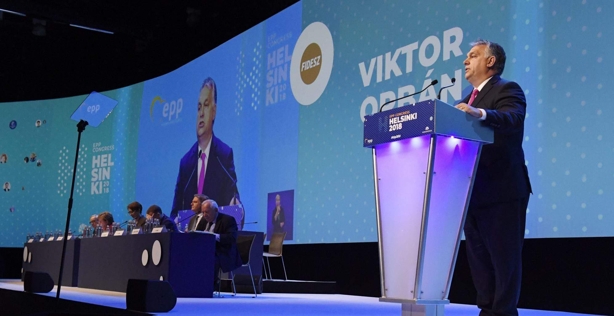 Orbán EPP