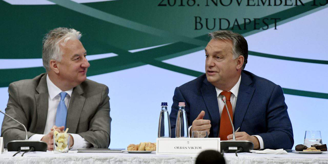 Hungarian Permanent Conference held in Budapest